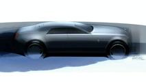 Rolls Royce RR4 concept sketch