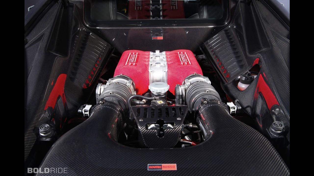 Novitec Rosso Ferrari 458 Italia