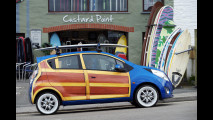 Chevrolet Spark Woody Wagon