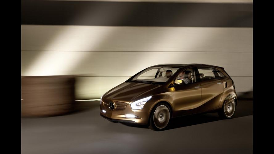 Mercedes Concept BlueZERO E-CELL PLUS