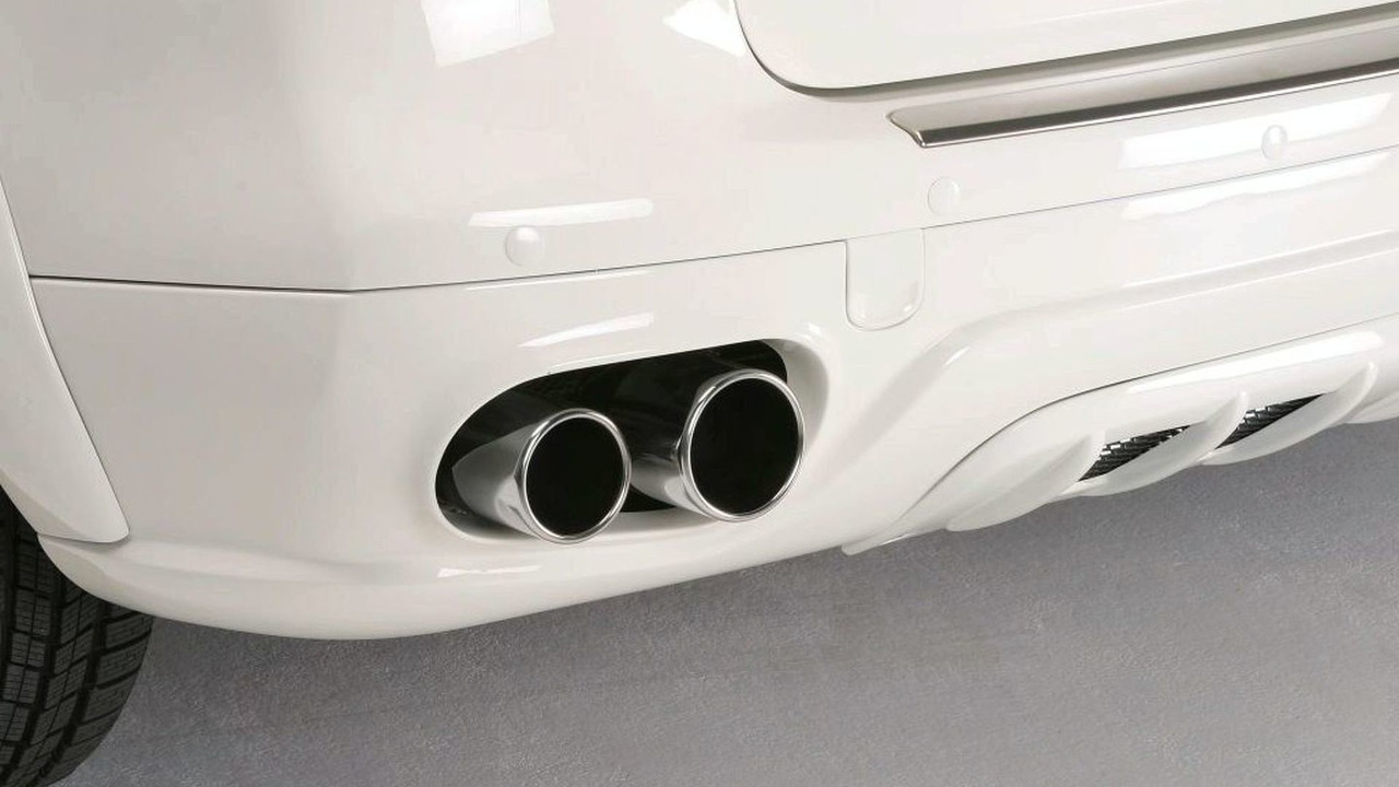 Hofele GT 600 WideBody Kit for Porsche Cayenne Facelift