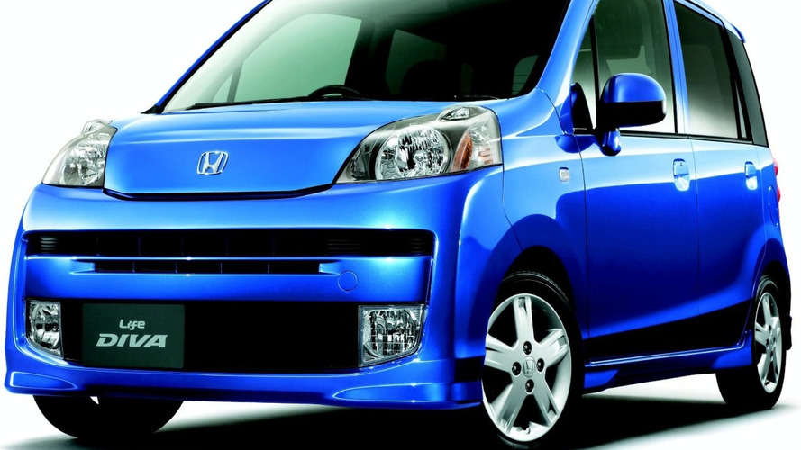 Honda Announces the All-New Life (JDM)