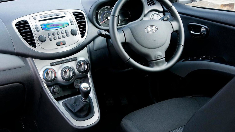 2011 Hyundai i10 facelift - new details released