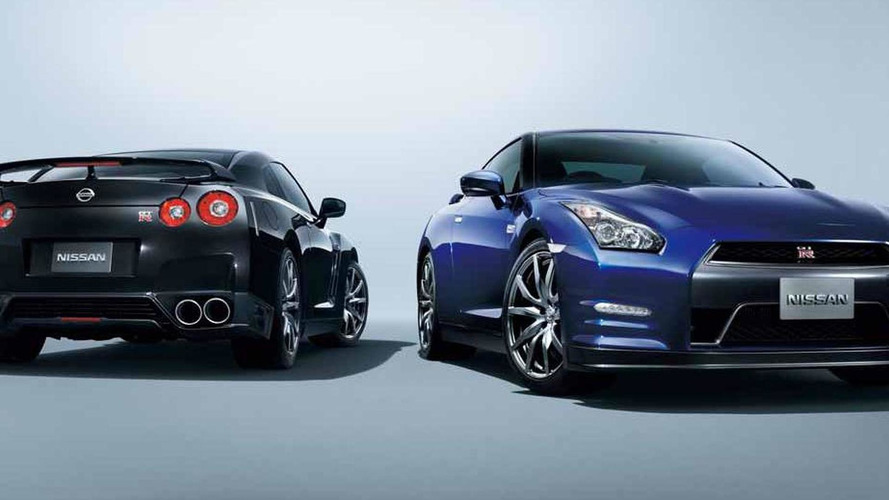 2012 Nissan GT-R leaked image emerges