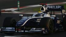 Nico Rosberg, Williams FW31 Toyota. 2009 Abu Dhabi Grand Prix, Sunday, Yas Marina Circuit, Abu Dhabi, United Arab Emirates, 01.11.2009