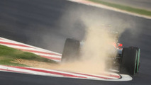 Lucas di Grassi (BRA), Virgin Racing - Formula 1 World Championship, Rd 17, Korean Grand Prix, Friday practice, 22.10.2010 Yeongam, Korea