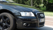 Next Generation Audi A8 Test Mule