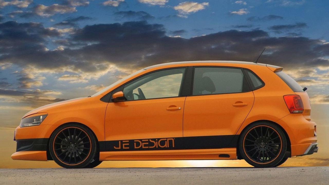 VW Polo V by JE Design - 08.02.2010