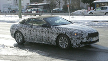 2011 BMW 6-Series Convertible prototype spy photo - 11.02.2010