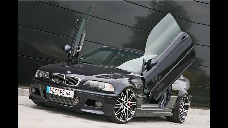 Mehr Power dank Kompressor: 459 PS starker BMW M3