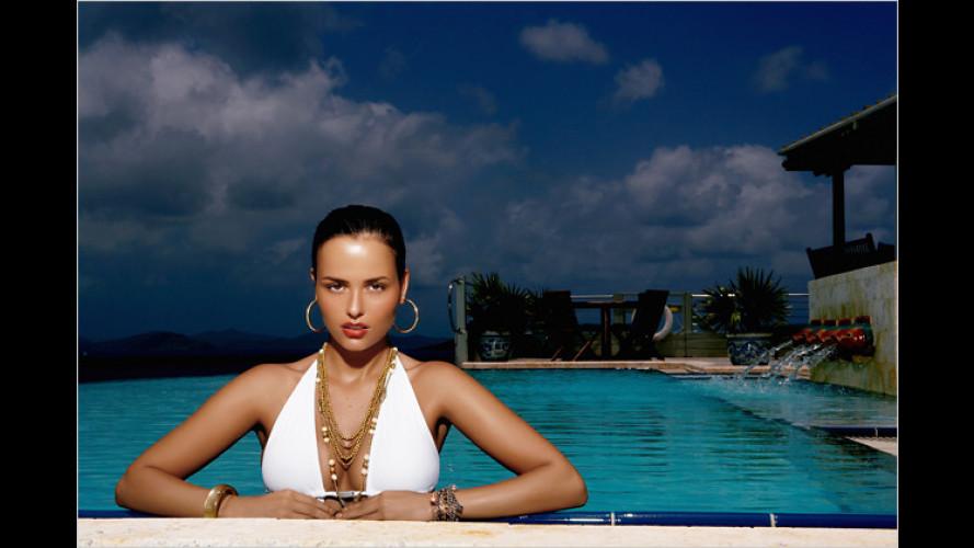 Miss-Tuning-Kalender 2010: Martina für jeden Monat