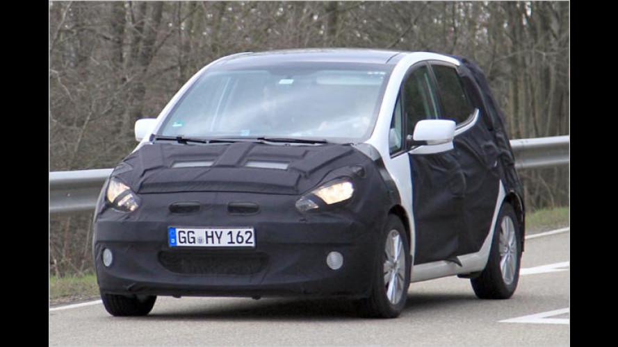 Erwischt: Hyundai bringt neuen Minivan