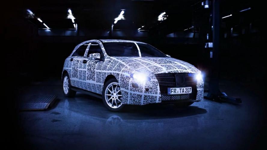 Nuova Mercedes Classe A: il primo video teaser