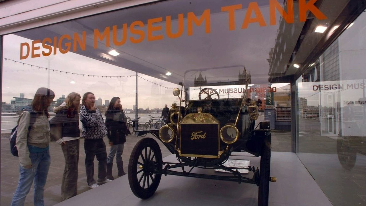 Iconic Ford Model T