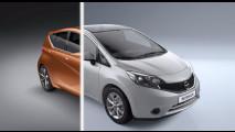 Nuova Nissan Note: un nuovo occhio tecnologico nel portellone