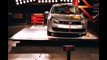 Crash Test Nuova Volkswagen Golf