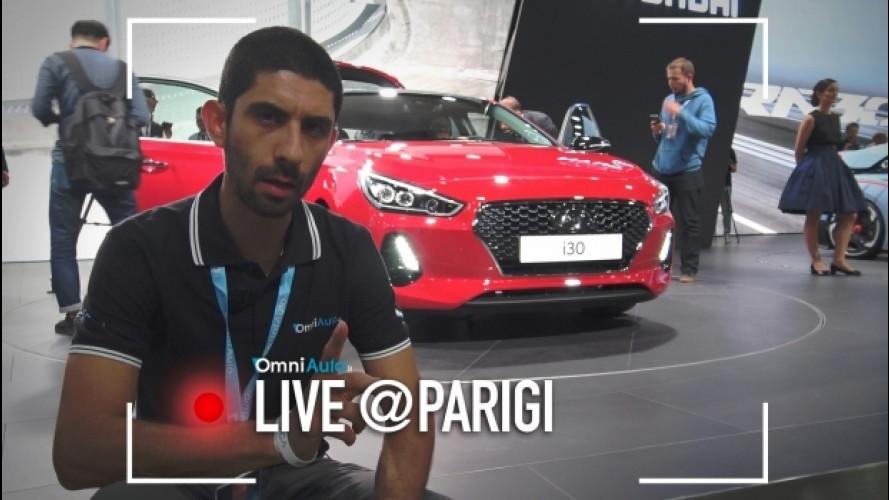 Salone di Parigi, la nuova Hyundai i30 avrebbe preoccupato Winterkorn [VIDEO]