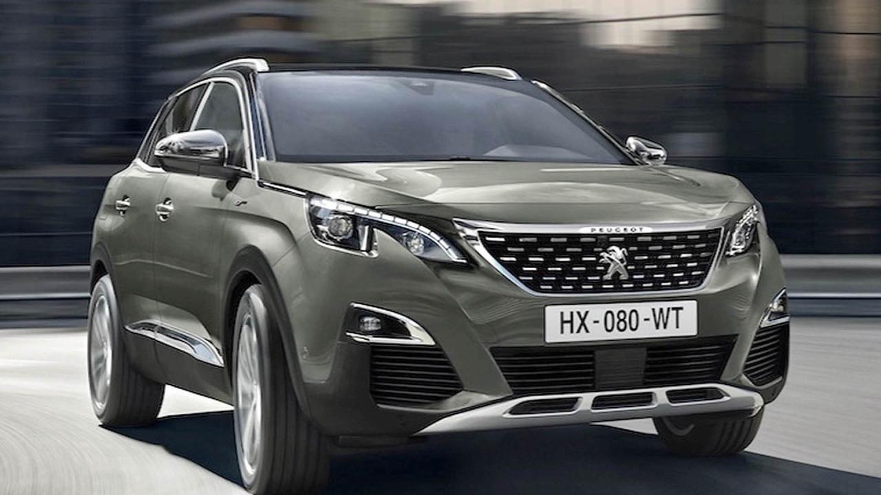 2017: Peugeot 3008