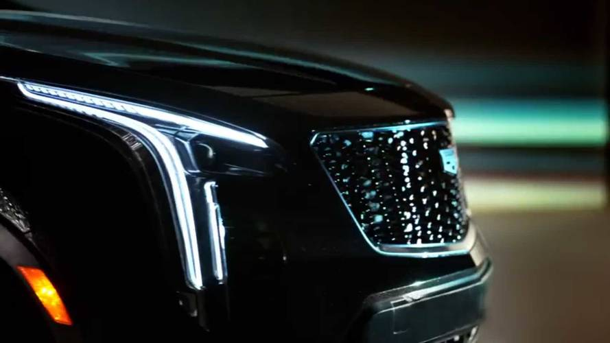 Cadillac Will Preview the New XT4 During Sunday's Academy Awards