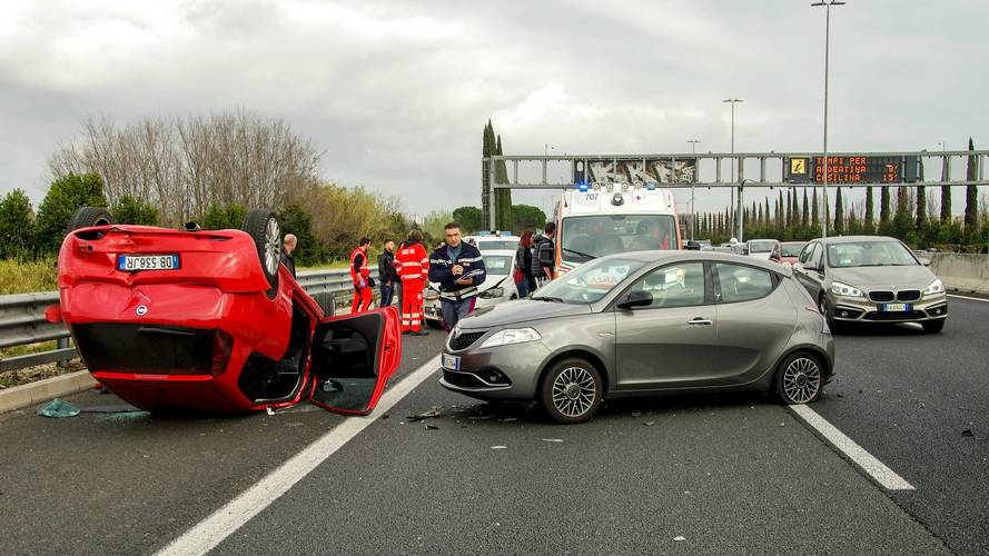 Accident de voiture