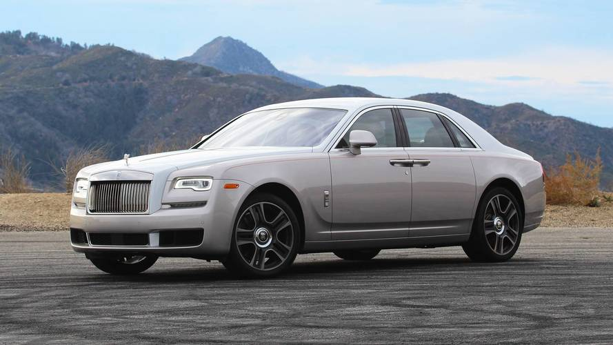 2018 Rolls-Royce Ghost Review: Living Like The One-Percent
