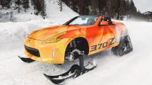 Nissan zeigt völlig irres 370Z-Scheemobil