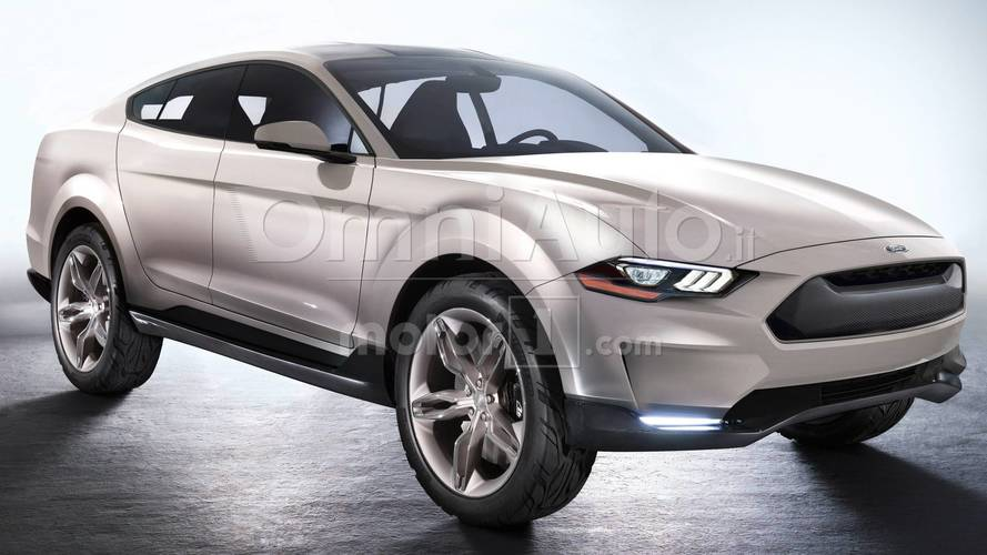 Ford's electric Mach 1 will share Focus platform