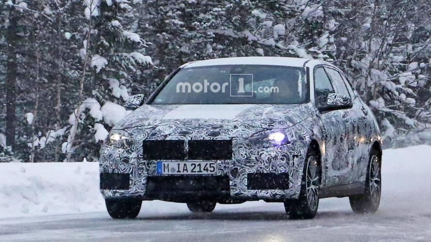 BMW Série 1 2019 - Flagra