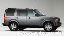 Linha 2009 do Land Rover Discovery 3 chega pequenas modificações
