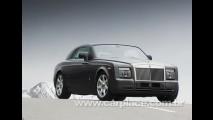 Salão de Genebra: Rolls-Royce Phantom Coupé 2009