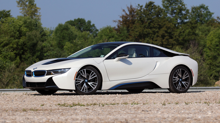 Review: 2016 BMW i8