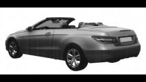 Vazam imagens do novo Mercedes-Benz Classe E Conversível