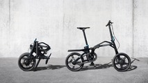 Peugeot eF01 folding bike