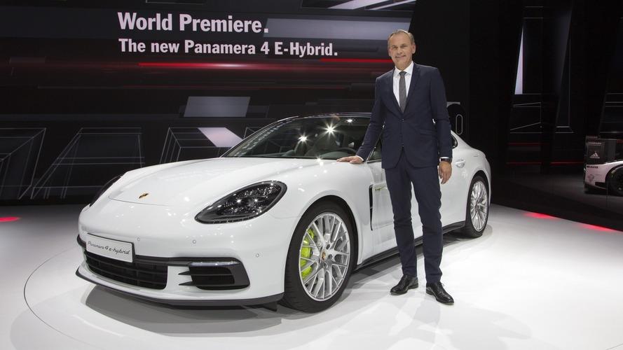 Porsche Panamera 4 E-Hybrid, verimliliği güç ve güzellikle birleştiriyor