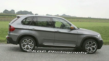 BMW X5 M Prototype spy photos