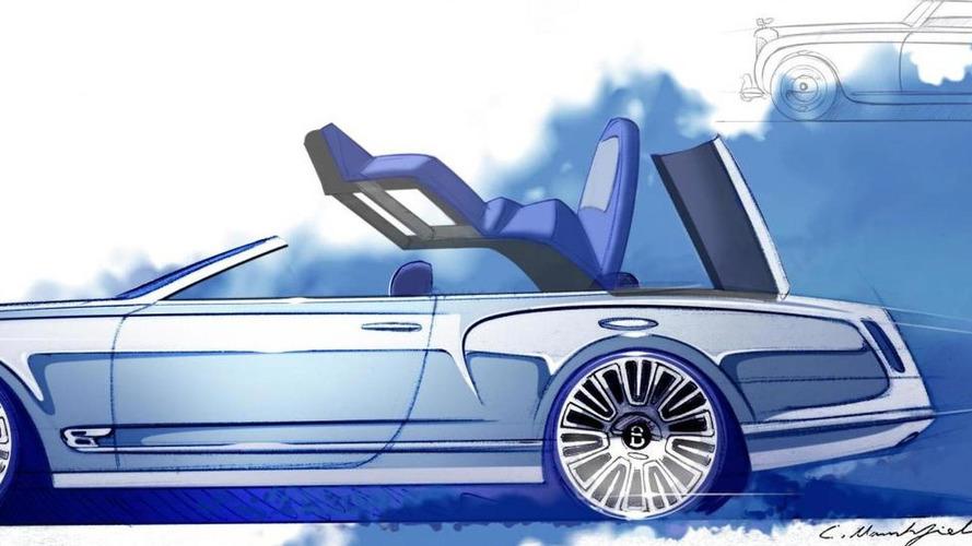 Bentley Mulsanne lineup expansion still considered