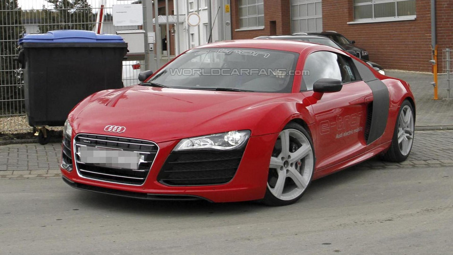 Audi reconfirms R8 e-tron for production, next-gen Q7 and A8 coming this year