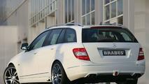 Mercedes C Class Wagon (S 204) by Brabus