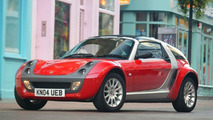Smart Roadster for Project Kimber