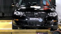 New Passat Receives Euro NCAP Five Star Rating
