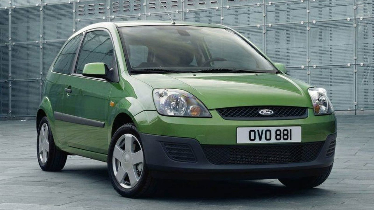 30 Years of Ford Fiesta (UK) - 2006 Ford Fiesta