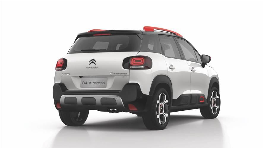 Citroën - Un nouveau C4 Aircross pour croître en Chine