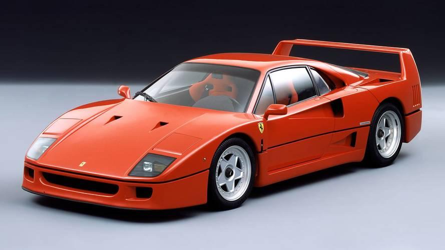 Le 20 auto di Pininfarina più belle di sempre