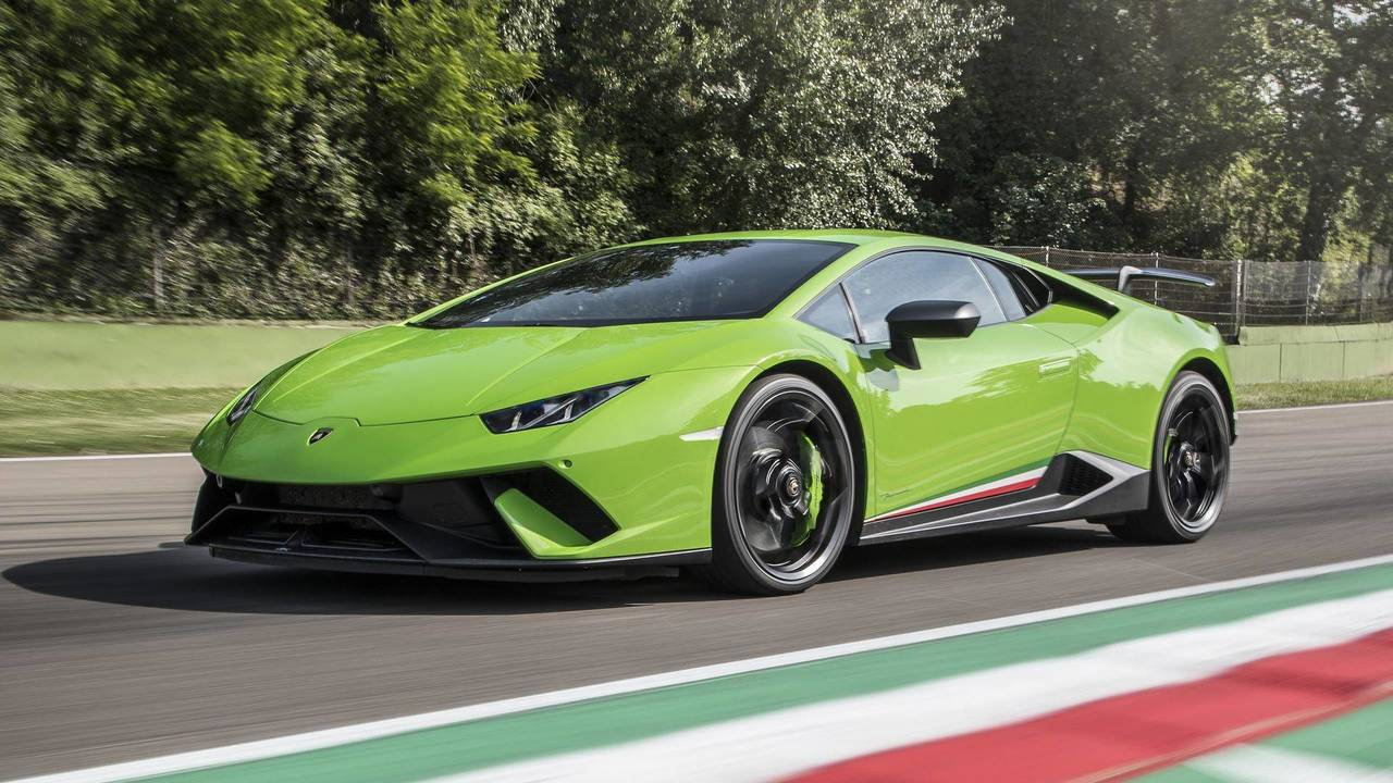 Lamborghini Huracán Performante (6:52.01)