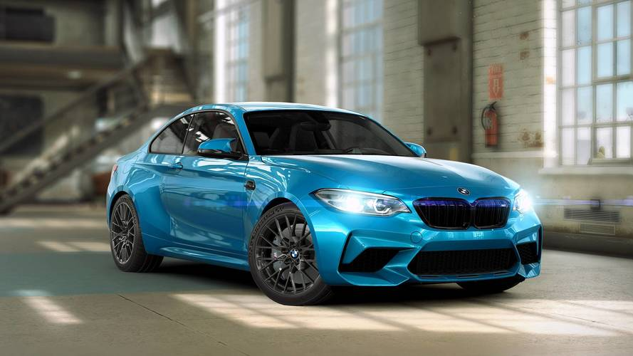 Race The BMW M2 Competition Right From Your Smartphone