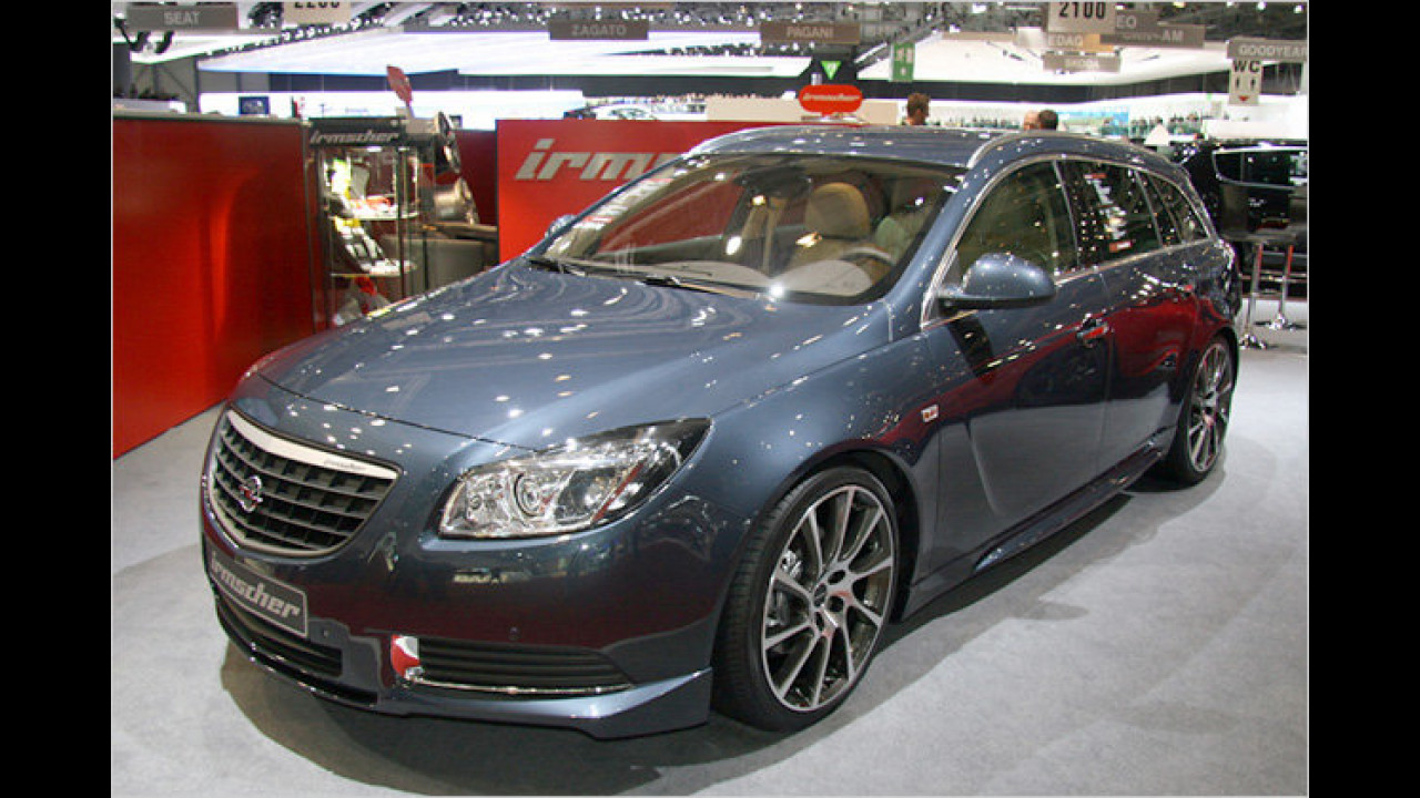Irmscher Opel Insignia Sports Tourer