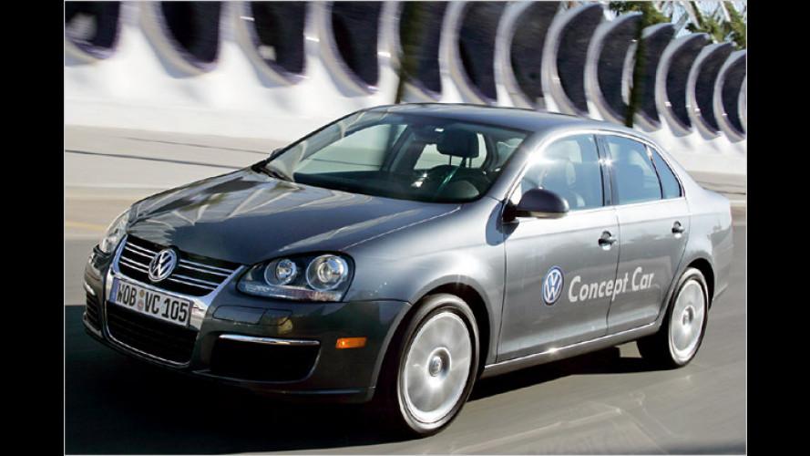 Volkswagen schließt Entwicklung des BlueTDI erfolgreich ab