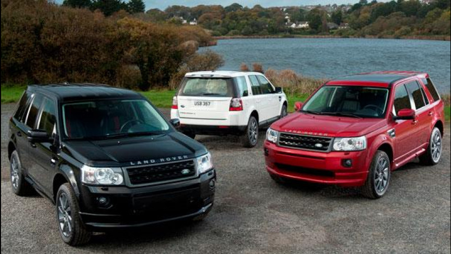 Land Rover Freelander 2 ha raggiunto oggi quota 300.000 esemplari