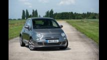 Fiat 500 per la Gran Bretagna