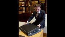 Un bagaglio Louis Vuitton per un concept Infiniti